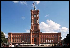 Berliner (Rotes) Rathaus