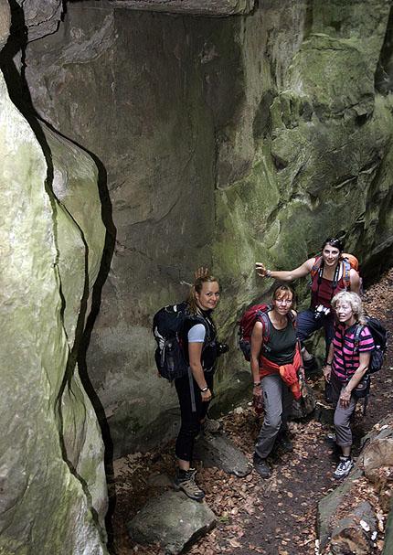 Höhlenbewohnerinnen